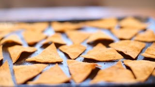 Homemade Healthy Chips Recipe