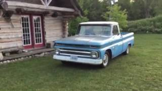 1964 c10 California truck short bed fleet side