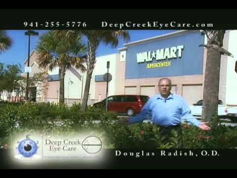 Deep Creek Eye Care WalMart
