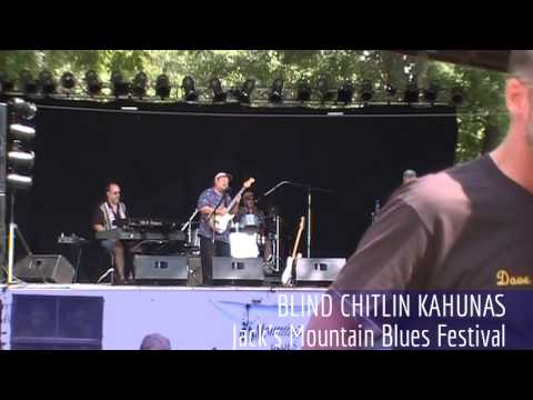 Blind Chiltlin Kahunas at Jack's Mountain Blues Festival  August 17, 2013