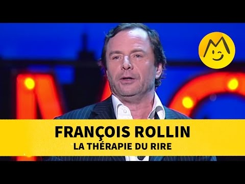 François Rollin et la thérapie du rire