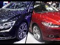2017 Renault Talisman vs. 2017 Ford Mondeo