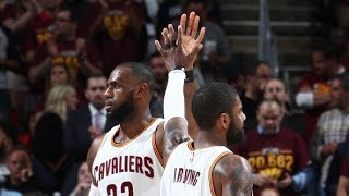 Best of the Cavaliers' 2nd Half in Game 4 | May 23, 2017