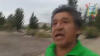MUNICIPIO DE SANTA MARÍA LLEVÓ APOYO A ZONAS AISLADAS POR HUAICOS