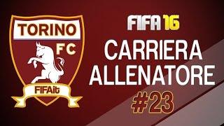FIFA 16 - Carriera Allenatore Ep.23 - In Forma Strepitosa