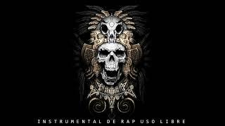 "BASE DE RAP - ""CALAVERA'' - HIP HOP INSTRUMENTAL [2019]"