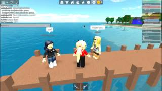ROBLOX-How to go to the secret Island and win 1,500 (Work At Pizza Place)