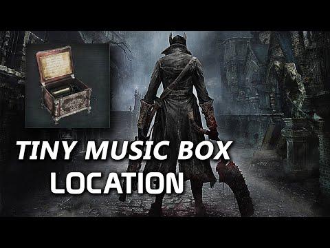 Bloodborne - How to Get Tiny Music Box (Caixinha de Música)