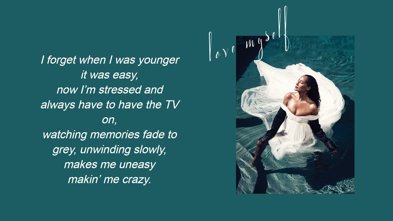 Download Tracee Ellis Ross - Love myself (lyrics) [movie : The high note ]