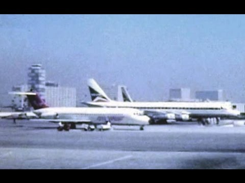 LAX - Los Angeles International Airport - 1968