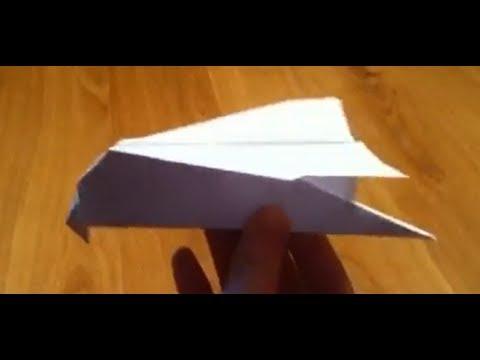 faire un oiseau planeur en origami oiseau qui vole en. Black Bedroom Furniture Sets. Home Design Ideas