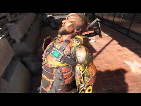 Epic Tomahawk Headshot Across The Map (Fringe, Black Ops 3)