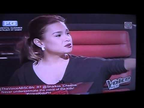 The Voice Kids(blind audition) Camille Santos May 31,2014,Saturday