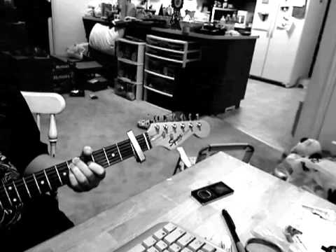How to Play An Deiner Seite (Ich Bin Da)/By your Side Tokio Hotel Guitar Cover. WITH TABS!!!!