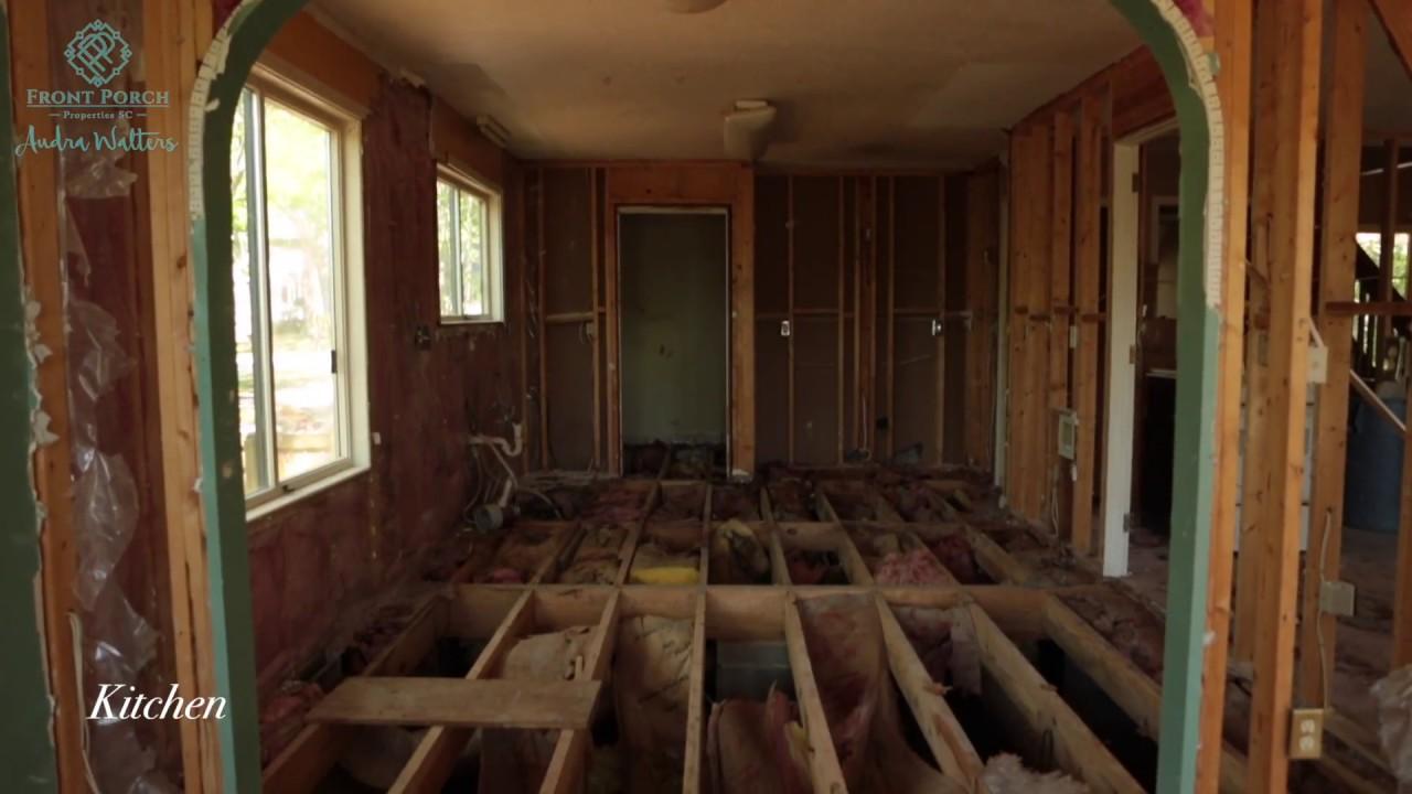 Audra Walters Realty Renovation Part 2