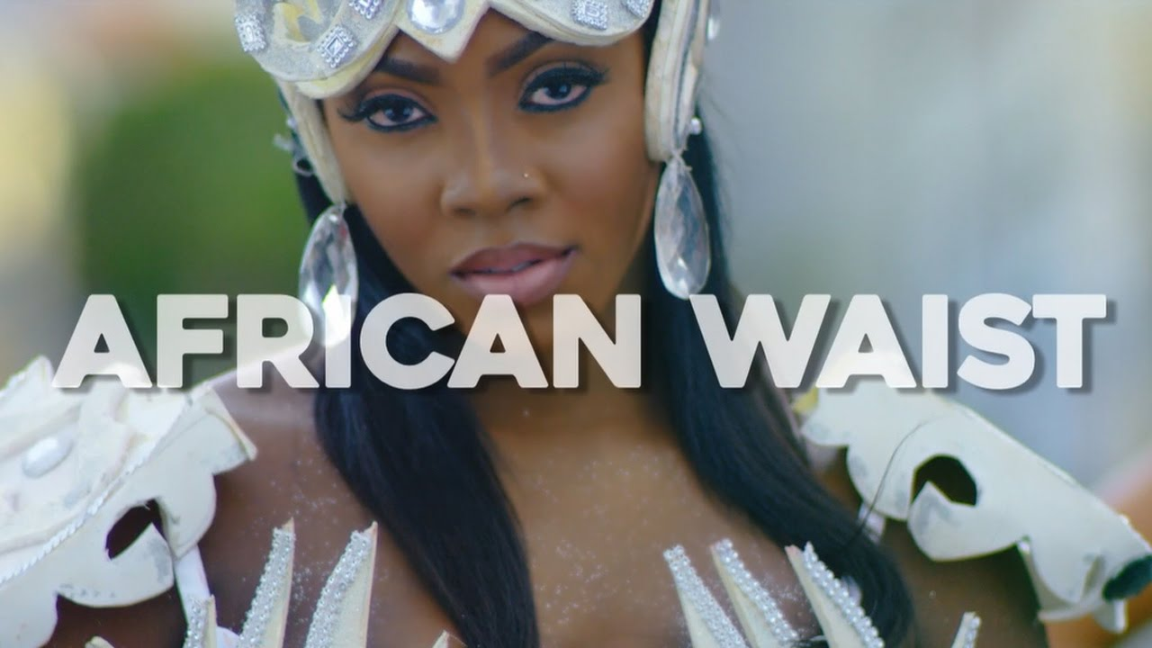 Download Tiwa Savage - African Waist ( Official Music Video )