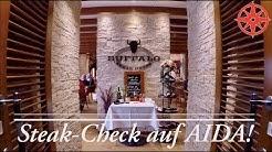 AIDA - Buffalo Steak House - Der Dinner Check! Lohnt sich der Aufpreis? / InternationalPax TV