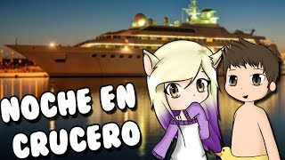 WE PASS THE NIGHT TOGETHER IN A CRUISE Roblox Cruise Roleplay in Spanish