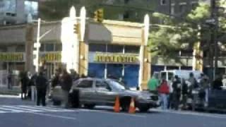 CSI NY Films in NYC