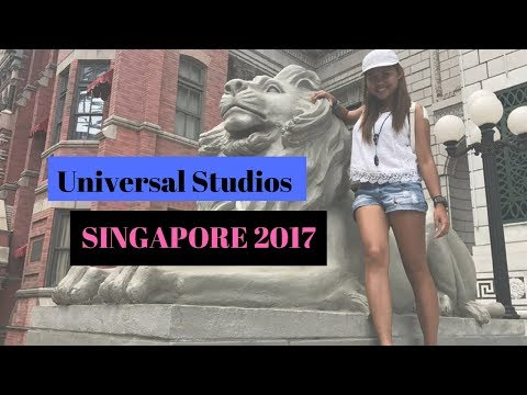 Tips before you go to Universal Studios Singapore