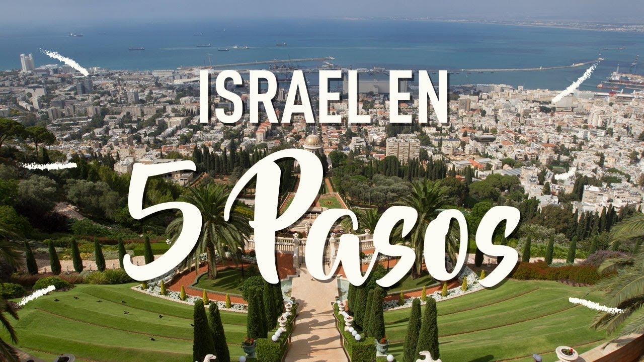 Israel Historia