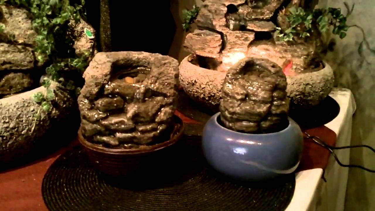 Natural Creations Inc Indoor Fountain By Charles Kern Mini Waterfalls 134