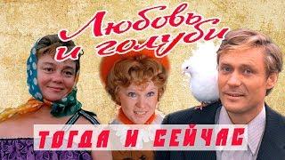 АКТЕРЫ фильма ЛЮБОВЬ И ГОЛУБИ тогда и сейчас