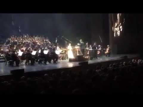 Tarja - White Christmas Live At @Prague 12.12.2017