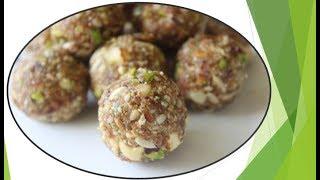 Rakshabandhan Special Laddoo/rakhi special sweets by Raks Food Diaries