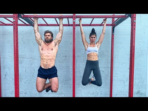 PULL-UPS FOR BEGINNERS | 5 Easy Tips to Perform YOUR FIRST PULLUP!
