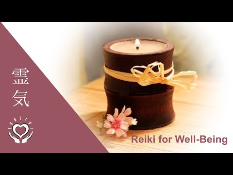 Reiki for Well Being  | Energy Healing for Wellbeing