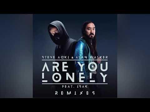 Steve Aoki & Alan Walker - Are You Lonely (feat. ISÁK) (Steve Aoki Remix)