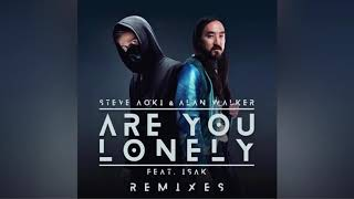 Steve Aoki & Alan Walker - Are You Lonely (feat. ISAK) (Steve Aoki Remix)