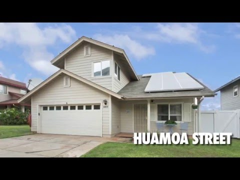 Huamoa Street - Waianae, Hawaii