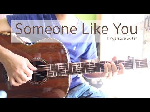 Someone like you - Adele (Fingerstyle Guitar) | ปิ๊ก cover