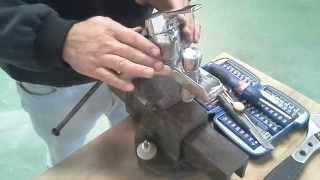 Comment changer la cartouche d'un mitigeur