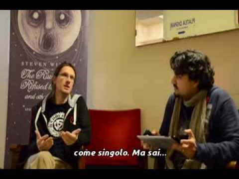 """Steven Wilson Interview about """"Drive Home Ep"""""""