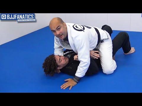 Counter Elbow Escape Using Forearm By Bernardo Faria