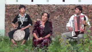 �������� ���� Фируза Холикова, узбекская народная песня Вафолари ������