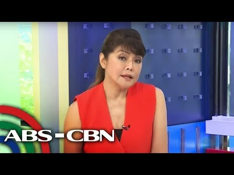 Imee Marcos on death of Archimedes Trajano | ANC