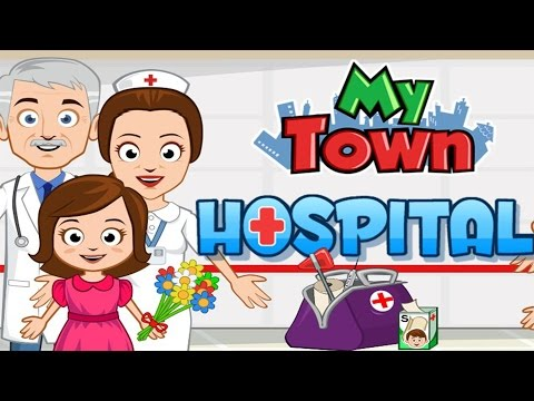 My Town : Hospital (My Town Games LTD) NEW Update - Best App For Kids