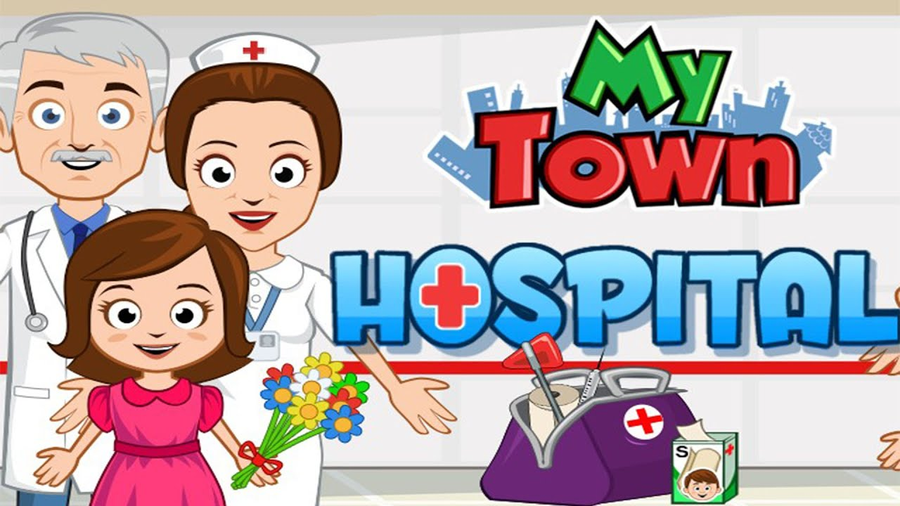 My Town : Hospital (My Town Games LTD) NEW Update - Best App For