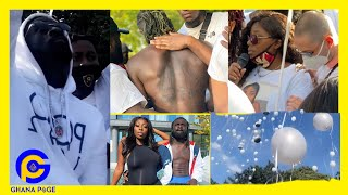 Nicole Thea's boyfriend & mom speak, tattoos her at his back,displays it at 25th memorial birthday