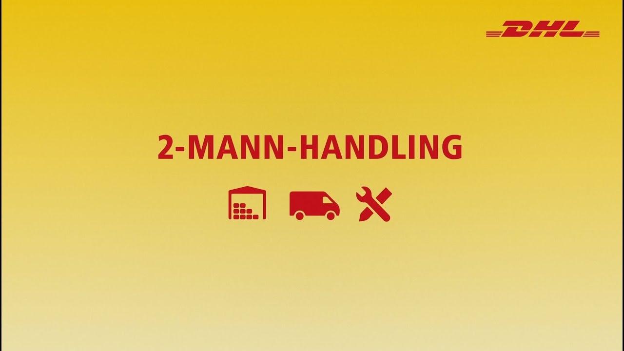 Dhl 2 Mann Handling Die Logistiklösung Für Große Schwere Waren