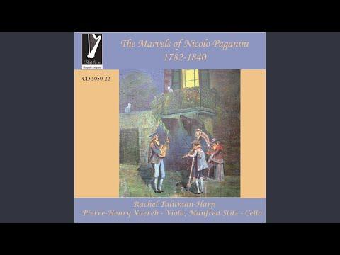 Sonata per la grand viola, MS 70 (arr. for viola and harp)