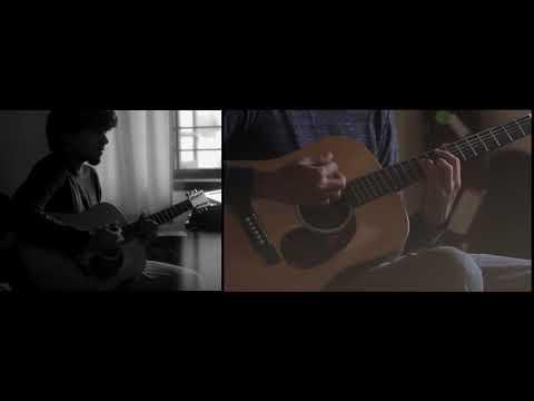 Die Trying ft. Kenny Sebastian - Guitar playthrough (Achyuth Jaigopal)