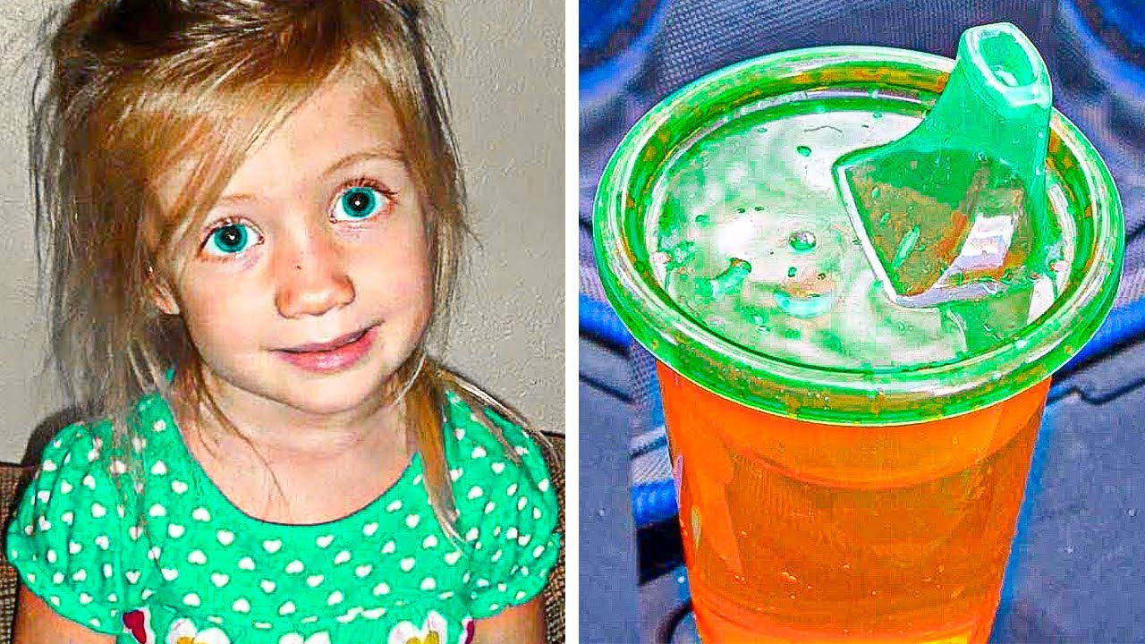 Download Dad Notices Toddler With 'Juice' Acting Strange, Takes Sip Because He Knew Something's Wrong