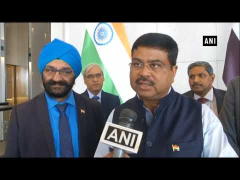 UAE is first to invest in India's first crude oil cargo: Dharmendra Pradhan