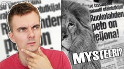 Ruokolahden Leijonan Mysteeri!?