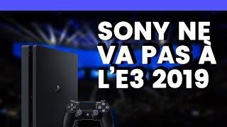 SONY NE VA PAS À L'E3 2019 ! (News-Gamer 359)